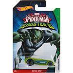 Hot Wheels Spider Man Vs Sinister 6 Batlle Sec Breen Goblin