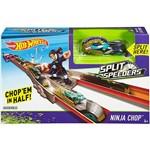Hot Wheels Split Speeders Ninja - Mattel