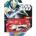 Hot Wheels Star Wars Carros 1:64 Sort General Grievous - Mattel