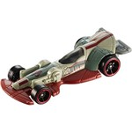 Hot Wheels Star Wars Carros Naves Carships Boba Fett - Mattel