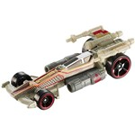 Hot Wheels Star Wars Carros Naves Classic Luk - Mattel