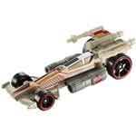 Hot Wheels Star Wars Carros Naves Classic Luk - Mattel