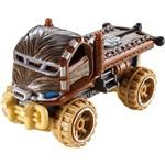 Hot Wheels Star Wars Carros Pers Rogue 1 Chewbacca - Mattel