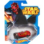 Hot Wheels Star Wars Darth Maul - Mattel