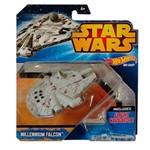 Hot Wheels Star Wars Naves Millennium Falcon - Mattel