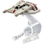 Hot Wheels Star Wars Naves Rebel Snowspeeder - Mattel