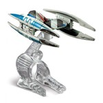 Hot Wheels Star Wars Naves Vulture Droid - Mattel