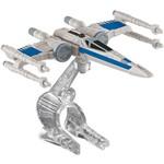 Hot Wheels Star Wars Naves X-Wind Fighter - Mattel