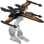 Hot Wheels Star Wars Naves X-Wind Fighter Pde''s - Mattel