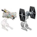 Hot Wheels Star Wars Tiefighter Vs Ghost - Mattel