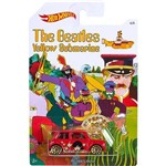 Hot Wheels The Beatles Morris Mini Dml72-Mattel