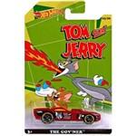 Hot Wheels -Tom e Jerry Carrinhos Sortidos - Mattel