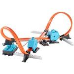 Hot Wheels Track Builder Duplo Lancador - Mattel
