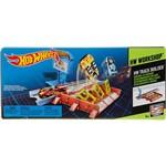 Hot Wheels Track Builder Estacionamento Insano - Mattel