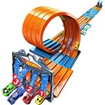 Hot Wheels Track Builder Fth77 - Mattel