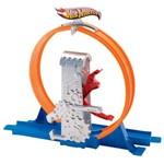 Hot Wheels - Track Builder Looping Veloz - Mattel