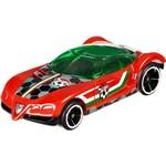 Hot Wheels UEFA Golden Arrow - Mattel
