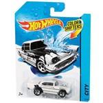 Hot Wheels Veículos Color Change - 57 Chevy Wengine - Mattel