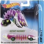 Hot Wheels Veículos Mutant Machines Aranha Mutante - Mattel