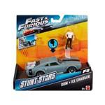 Hot Wheels Velozes e Furiosos Dom Ice Charger - Mattel