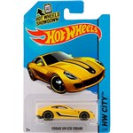 Hot Whells City Ferrari 599 GTB Fiorano - Mattel