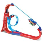 Hot Whells REV Ups - Pista Skyhigh Speedway - Mattel