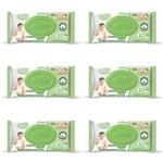 Huggies Classic Lenços Umedecidos Refrescante C/48 (kit C/06)