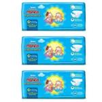 Huggies Tripla Proteção Fralda Infantil G C/9 (kit C/03)