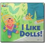 I Like Dolls! - Big Book - Vol.3 - Series Welcome