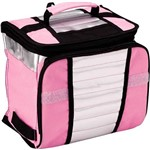 Ice Cooler 75 Litros Rosa