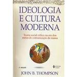 Ideologia e Cultura Moderna