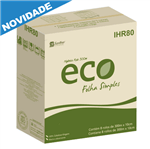 IHR80 - Papel Higiênico Santher Rolo ECO Fs 300 Metros com 8 Rolos