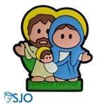 Imã Emborrachado Sagrada Família   SJO Artigos Religiosos
