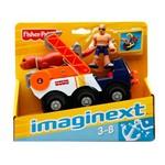 Imaginex Veículo de Resgate - Mattel