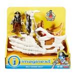 Imaginext Bily Bones Boat - Mattel
