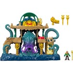 Imaginext Casa do Aquaman Fmx66 - Mattel