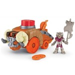 Imaginext Castelo Medieval - Veículos de Ataque - Battering Ram - Fisher Price
