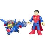 Imaginext DC Sortimento de Batalha Super Homem - Mattel