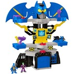 Imaginext - Dc Super Friends Batcaverna de Combate - Mattel