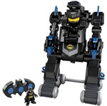 Imaginext DC Super Friends - Batman Batbot com Controle Remoto - Mattel