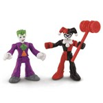Imaginext Dc Super Friends Coringa Arlequina