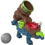 Imaginext Dino Novo Dinos Feature Ankylosaurus - Mattel