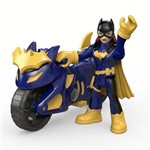 Imaginext Figura Batgirl e Moto Dht69 Mattel