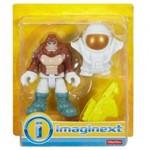 Imaginext Figura e Acessório Gorila com Armadura - Fhl74 - Mattel