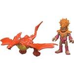 Imaginext Figuras Sortidas Pterodactyl & Figure - Mattel