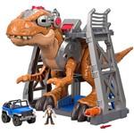 Imaginext - Jurassic Rex Fmx85 - Mattel