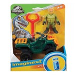 Imaginext - Jurassic World - Atv Quadriciclo - Mattel FMX94