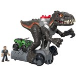 Imaginext Jurassic World - Indoraptor - Fisher Price