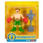 Imaginext Lutador de Boxe com Acessórios - Mattel