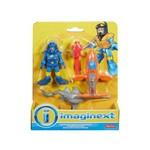 Imaginext - Mergulhador de Águas Profundas - Mattel DFY01/DFY07